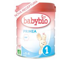 6x Kojenecké mléko 800 g Babybio Primea 1
