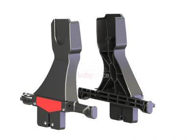 Adaptér pro autosedačky Maxi Cosi/CabrioFix a BeSafe iZi Go, Kiddy Evolution Pro 2, Cybex Aton Q Emmaljunga 2020