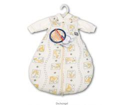 Novorozenecký spací vak 3v1 Aro - Artländer BabySafe Trolly Jerzej Džungle