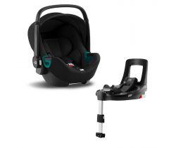 Autosedačka Britax Römer Baby-Safe 3 i-Size Bundle Flex iSense