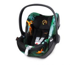 Autosedačka Cybex Cloud Q Priam Birds Of Paradise