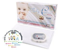 Monitor dechu s jednou senzorovou podložkou Baby Control Digital BC-200