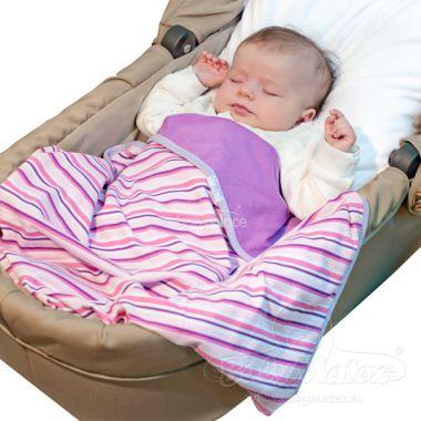 Deka 75x100 cm Baby Matex Ines