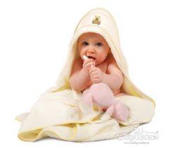 Dětská osuška s kapucí Baby Matex MAXI
