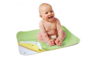 Nepromokavá přebalovací podložka 40 x 50 cm Baby Matex
