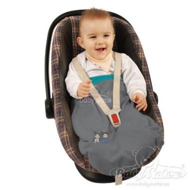 Polovak do autosedačky oboustranný Baby Matex Sono