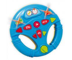 BabyMix volant modrý
