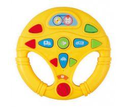 BabyMix Volant žlutý edukační hračka