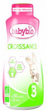 Babybio Croissance 3 1l