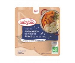 Babybio dýňová polévka s pastiňákem 190g