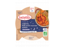 Babybio Good Night menu mrkev a sladká kukuřice s quinoa 230g