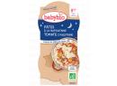 Babybio Good Night menu neapolské těstoviny 2 x 200g