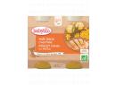 Babybio menu sladká kukuřice s kuřecím masem 2 x 200g