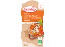 Babybio menu zelenina s kuřetem a quinoa 2 x 200g