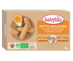 Babybio piškoty 120g
