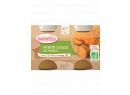 Babybio zeleninový příkrm sladké brambory 2 x 130g