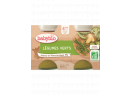 Babybio zeleninový příkrm zelená zelenina 2 x 130g