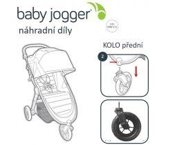 Přední kolo Baby Jogger City Mini GT