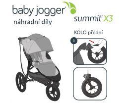 Přední kolo Baby Jogger Summit X3