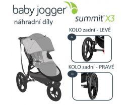 Zadní kolo pravé Baby Jogger Summit X3
