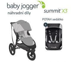 Potah sedátka Baby Jogger Summit X3