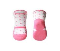 BabyOno bavlněné ponožky 0+ 572/02