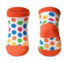 BabyOno bavlněné ponožky 0+ měsíců 572/03
