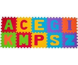 BabyOno pěnové puzzle písmena 10 ks Nr. Kat. 278