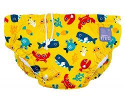 Bambino Mio koupací kalhotky Deep sea yellow