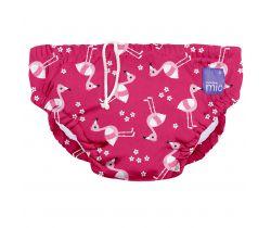 Bambino Mio koupací kalhotky Pink Flamingo