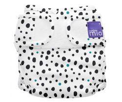 Plenkové kalhotky Miosoft Bambino Mio Dalmatian Dots