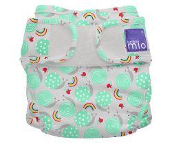 Plenkové kalhotky  Miosoft Bambino Mio Snail Surprise