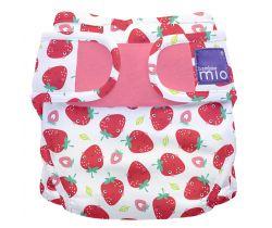Plenkové kalhotky Bambino Mio Miosoft Strawberry Cream