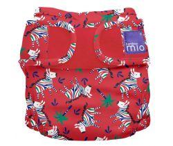 Plenkové kalhotky Miosoft Bambino Mio Zebra Dazzle