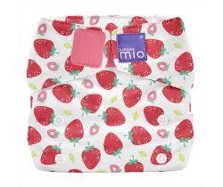 Látková plenka Bambino Mio Miosolo all in one Strawberry Cream