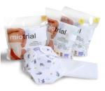 Bambino Mio testovací balíček s tištěnými obrázky