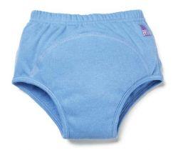 Bambino Mio tréninkové kalhotky modrá