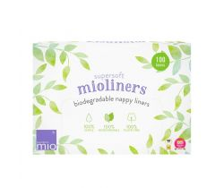 Supersoft mio Liners  Bambino Mio 100 Listů