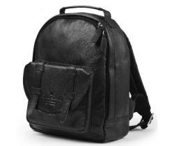 Batůžek Elodie Details Black Leather