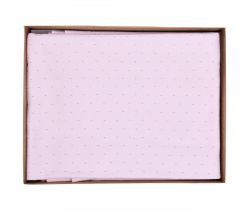 Bavlněná deka Kitikate Organic Dots