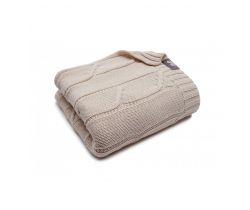 Bavlněná pletená deka 80x85 cm Pulp