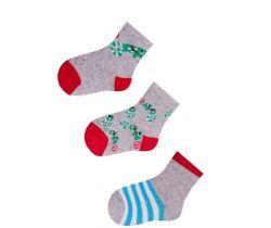 Bavlněné ponožky 3 ks Yo Chameleon