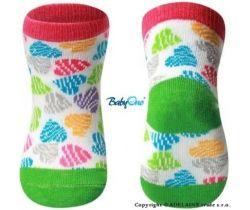 Bavlněné ponožky 6m+ 588/02 Baby Ono