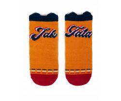 Bavlněné ponožky YO s oušky Like Dad Mustard