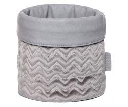 Textilní košík na kojenecké potřeby Bébé-Jou Fabulous