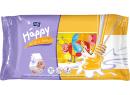 Čisticí ubrousky mléko a med Bella Baby Happy 64 ks
