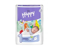 Pleny Bella Baby Happy Newborn 1 (2-5 kg) 42 ks