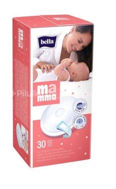 Prsní vložky Bella Baby Mamma 30 ks