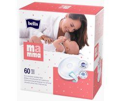 Bella Baby Mamma prsní vložky 60 ks