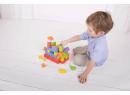 Dřevěné Spojkostky Bigjigs Baby Primary set